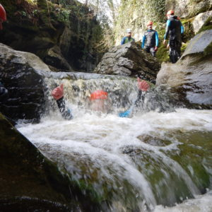 Stag Do Stag Weekend Hen Party Canyoning Yorkshire