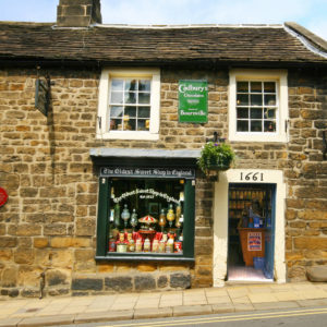 Oldest Sweet Shop in England - Things to Do in Yorkshire