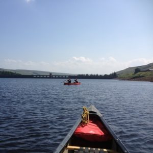 Yorkshire Canoe Expedition with How Stean Gorge Outdoor Adventure Team