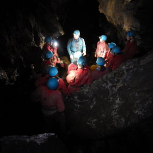 Caving in Yorkshire Outdoor Centre