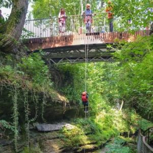 Outdoor Activities at How Stean Gorge
