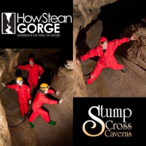 Adventure Caving at Stump Cross Caverns with How Stean Gorge