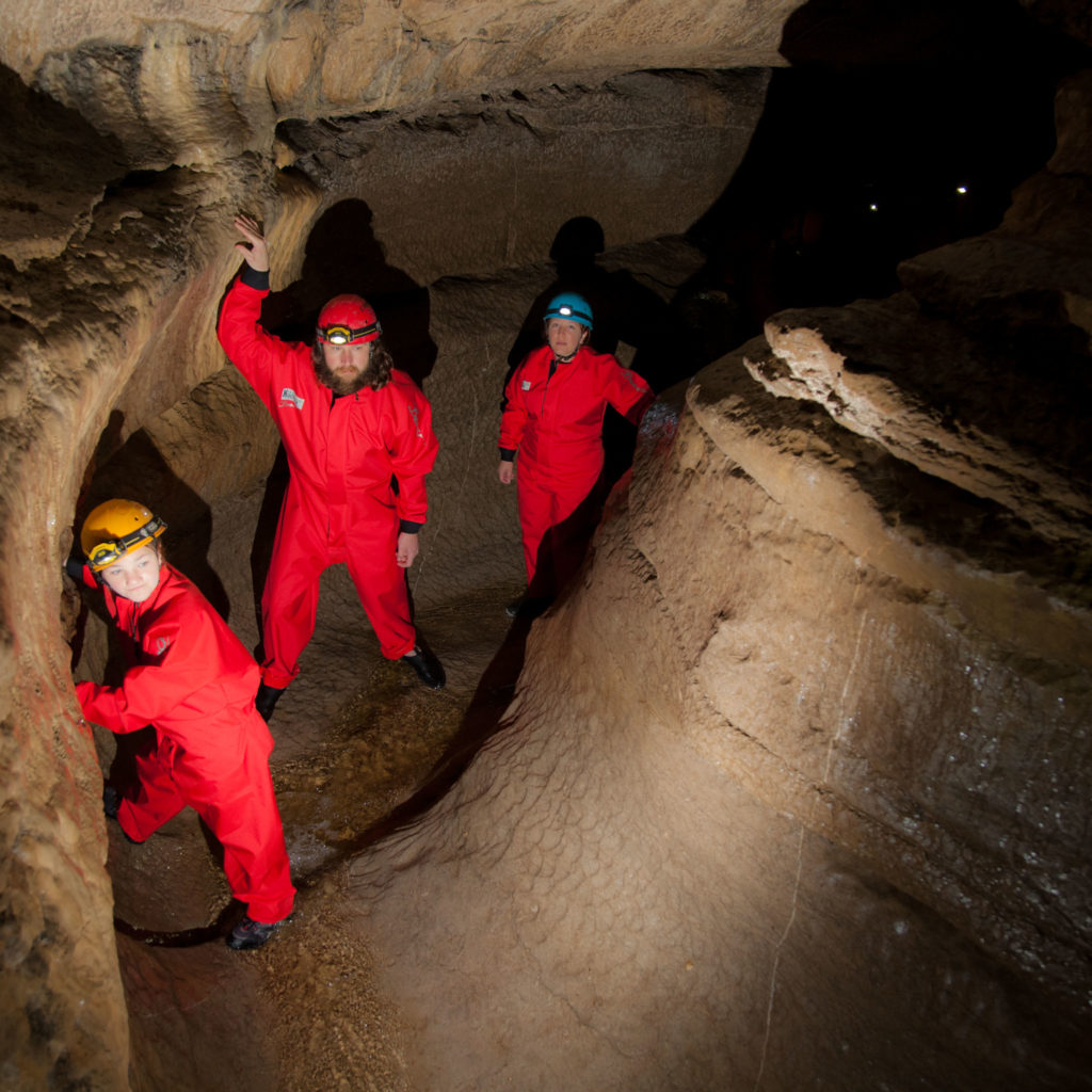 Cave training courses Yorkshire Dales Caving, Grassington