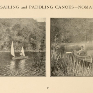 Traditional canoes came in all shapes and sizes!